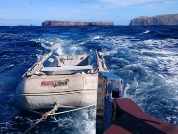 Острова Шау и Дезерта Гранде. Мадейра, 2015