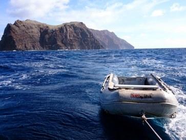 Остров Дезерта Гранде. Мадейра, 2015