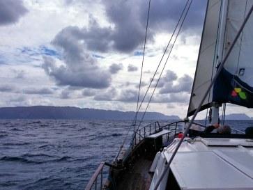По пути на острова Десерташ. Мадейра, 2015