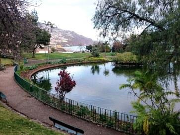 Парк Санта Катарина. Фуншал, Мадейра, 2015