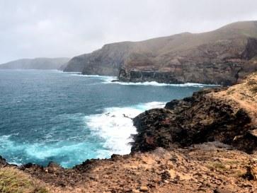 Моренуш. Остров Порту Санту. Мадейра
