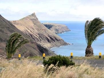 Восточное побережье. Остров Порту Санту. Мадейра