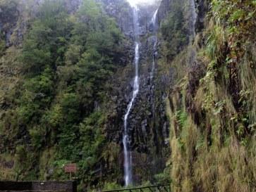 Водопад Риску. Мадейра