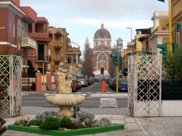 Лидо Остия. Италия, 2010