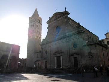 Кафедральный собор Святого Лаврентия. Витербо. Италия, 2010