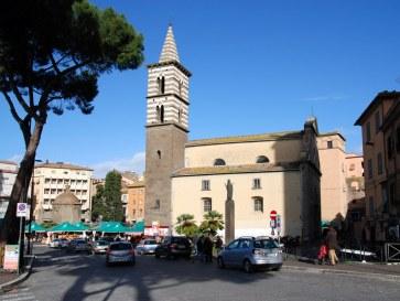 Церковь Альмадиани. Витербо. Италия, 2010