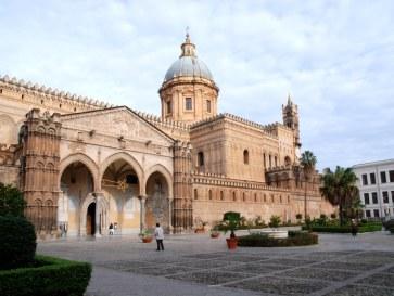 Кафедральный собор.  Палермо, Сицилия. 2010
