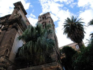 Церковь Марторана.  Палермо, Сицилия. 2010