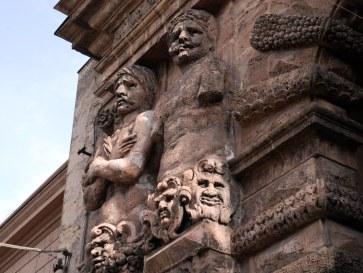 Мавры на «Новых воротах». Палермо, Сицилия. 2010