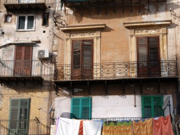 Палермо. Сицилия. 2010