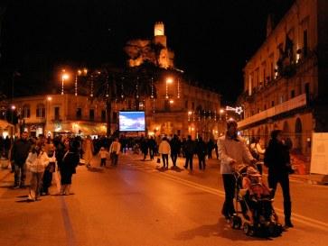 Нотте Бианка. Модика. Сицилия 2010