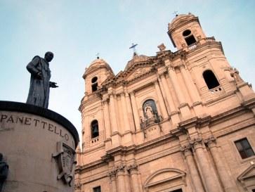 Церковь Св.Франциска из Ассизи. Катания. Сицилия, 2010