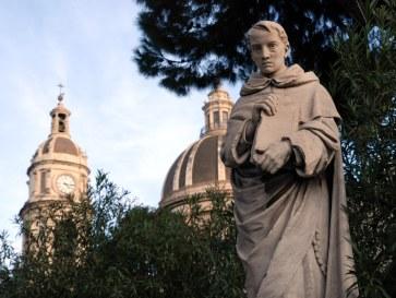 Кафедральный собор. Катания. Сицилия, 2010