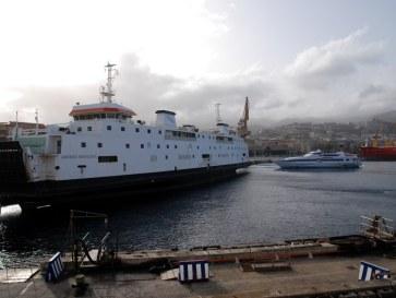 Порт Мессины. Сицилия. 2010
