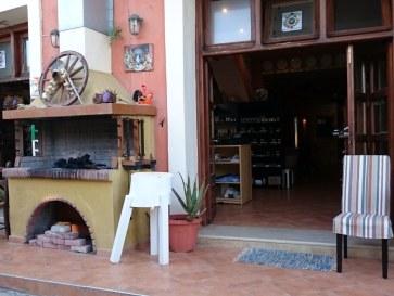 Ресторан Porto Parasiris. Помещение ресторана