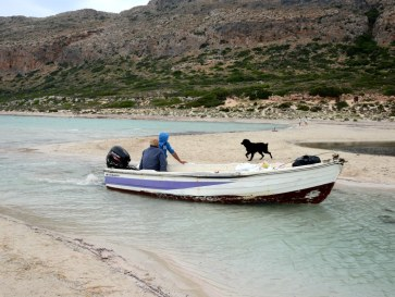 Балос. Крит. Июнь 2015