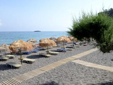 Пляж Агия Фотия. Крит, 2015