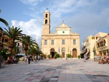 Кафедральный собор. Ханья, Крит. 2015