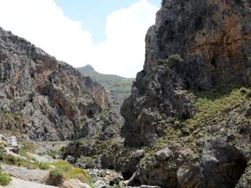 Курталиотское ущелье. Крит, 2015