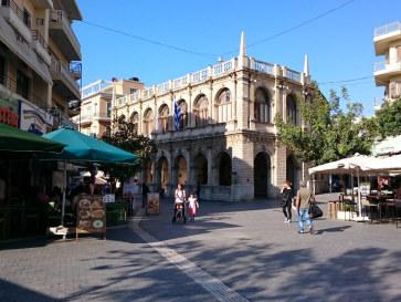 Венецианская Ложа. Ираклион, Крит. 2015