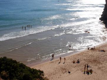 Praia do Beliche. Алгарве, Португалия. 2010