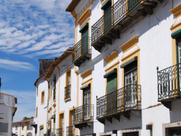 Облака. Эвора. Португалия, 2010