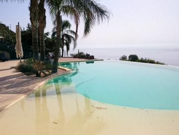 Гостиница Villa Enrica. Бассейн