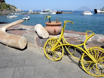 Панареа. Липарские острова. Италия. 2015