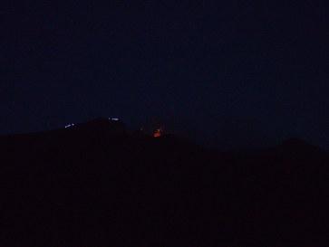 Извержение Стромболи. Липарские острова. Италия. 2015