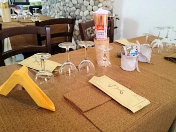 Ресторан Il Galeone. Интерьер