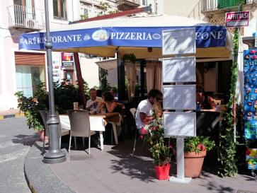 Ресторан Il Galeone. Экстерьер