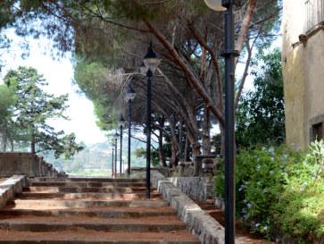 Археологическая зона. Липари. Италия, 2015