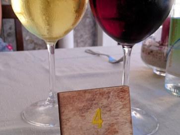 Рестован Gna Sara. Вино