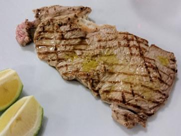 Ресторан Il Paguro. Мясо