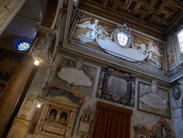 Базилика Санта Мария ин Арачели. Рим, Италия, 2015
