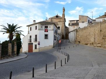 Городская стена. Убеда, Испания