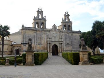Церковь Санта Мария де лос Реалес Алкасерес. Убеда. Испания, 2015