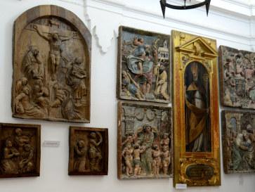 Музей. Кафедральный собор. Баеса, Испания. 2015