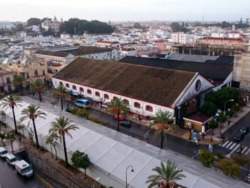 Гостиница Guadalqvivir. Вид на центр города
