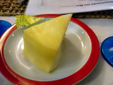 Ресторан Vagabundo do Mar. Сыр