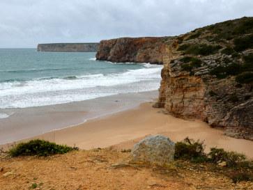Praia do Beliche, Алгарве, Португалия, 2016