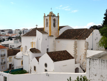 Церковь Santiago. Тавира, Португалия, 2015