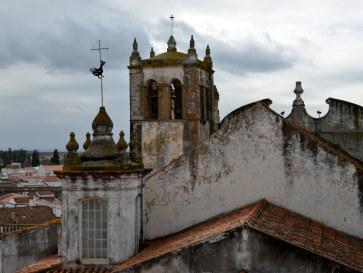 Церковь Святой Марии. Серпа. Португалия, 2016
