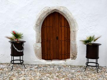 Дверь. Серпа. Португалия, 2016