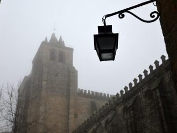 Кафедральный собор Эворы. Португалия, 2016