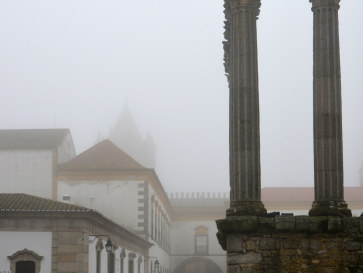 Храм Дианы. Эвора, Португалия, 2016
