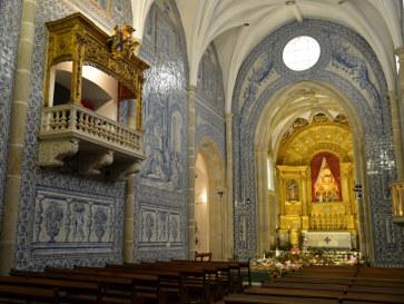 Церковь Св. Жана Евангелиста. Эвора, Португалия, 2016