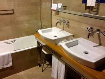 Гостиница Casa Don Fernando. Ванная