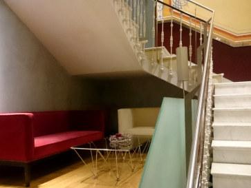 Гостиница Casa Don Fernando. Лестница