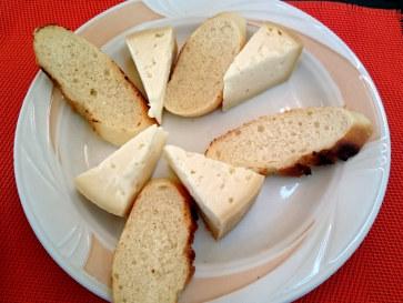 Кафе Nuria. Сыр «Цезарь»